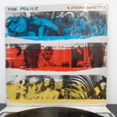 Discos de vinilo: THE POLICE. SYNCHRONICITY. AMLX 63735. ESPAÑA. 1983.. Lote 208488833