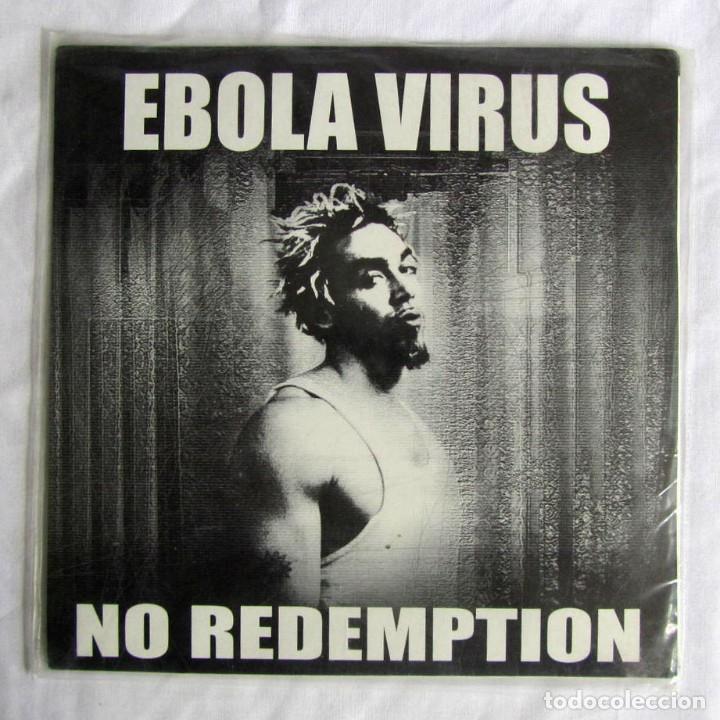 EP VINILO EBOLA VIRUS NO REDEMPTION (Música - Discos de Vinilo - EPs - Rap / Hip Hop)