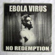 Discos de vinilo: EP VINILO EBOLA VIRUS NO REDEMPTION. Lote 208492177