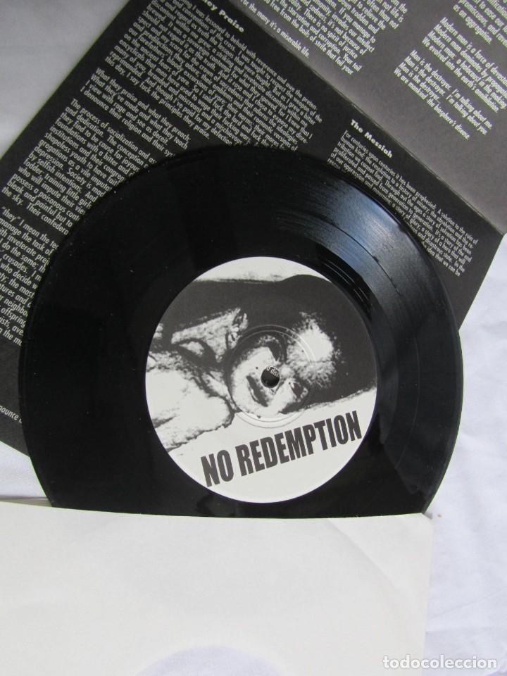 Discos de vinilo: EP vinilo Ebola virus No redemption - Foto 5 - 208492177