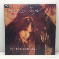 Discos de vinilo: 2 LP - DISCO - DOBLE VINILO - THE MOTION OF LOVE - GENE LOVES JEZEBEL - AÑO 1987. Lote 208533296