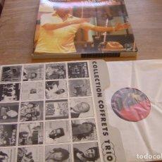 Discos de vinilo: 30 COMPOSITEURS 30 PAGES CÉLÈBRES . FRANK POURCEL. FRANCIA 1984. BUENA CONSERVACIÓN.. Lote 208573058
