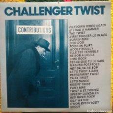 Discos de vinilo: CHALLENGER TWIST–VARIOUS. Lote 208574266