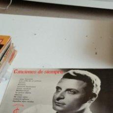 Discos de vinil: BAL-2 DISCO GRANDE 12 PULGADAS ALFREDO KRAUS CANCIONES DE SIEMPRE. Lote 208578913