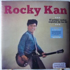 Discos de vinilo: ROCKY KAN.TODAS SUS CANCIONES.2 LP´S + CD..NUEVO Y PRECINTADO AL MEJOR PRECIO...NO OFERTAS. Lote 208589876