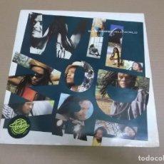 Discos de vinilo: MAXI PRIEST (MX) WILD WORLD (3 TRACKS) AÑO – 1988 – EDICION ALEMANIA. Lote 208597177