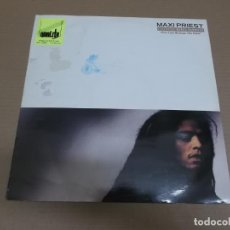 Discos de vinilo: MAXI PRIEST (MX) HOW CAN WE CASE THE PAIN (4 TRACKS) AÑO – 1988 – EDICION U.K.. Lote 208597232