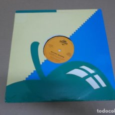 Discos de vinilo: MIAMI BAND (MX) EL BIGOTE (2 TRACKS) AÑO – 1993. Lote 208597416