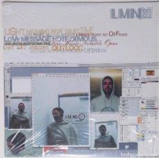 """Discos de vinilo: LMNO - LMNO PRODUCED BY DJ BABU [ US HIP HOP / RAP EDICIÓN EXCLUSIVA] [[[MX 12"""" 45RPM]]] [[2004]]. Lote 208599755"""