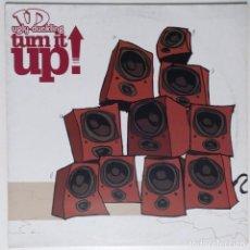 """Discos de vinilo: UGLY DUCKLING - TURN IT UP [ US HIP HOP / RAP EDICIÓN EXCLUSIVA] [MX 12"""" 45RPM] [[2003]]. Lote 208645836"""