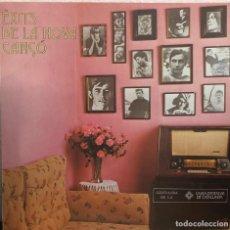 Discos de vinilo: ÈXITS DE LA NOVA CANÇÓ LP RECOPILATORIO LLACH, SERRAT, RAIMON,SISA..... Lote 208672688