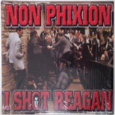 """Discos de vinilo: NON PHIXION - I SHOT REAGAN [ US HIP HOP / RAP EDICIÓN EXCLUSIVA ] [[MX 12"""" 45RPM]] [[1998]]. Lote 208686026"""