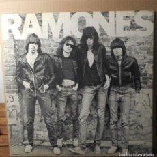 Discos de vinilo: RAMONES LP SIRE 1976 ORIGINAL IMPORTACION CANADA PRESSING QSR 6020 STEREO 1976. Lote 208688448