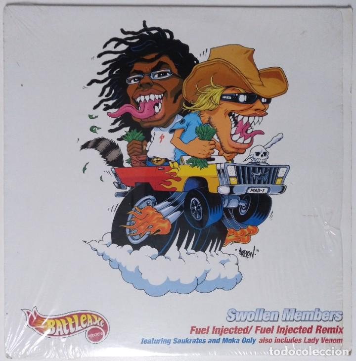 "SWOLLEN MEMBERS - FUEL INJECTED [ US HIP HOP / RAP EDICIÓN EXCLUSIVA ] [[MX 12"" 45RPM]] [[2002]] (Música - Discos de Vinilo - Maxi Singles - Rap / Hip Hop)"