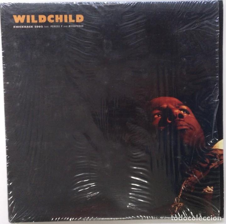 "WILDCHILD - KNICKACK FT. MADLIB [ US HIP HOP / RAP EDICIÓN EXCLUSIVA ] [[MX 12"" 45RPM]] [[2002]] (Música - Discos de Vinilo - Maxi Singles - Rap / Hip Hop)"