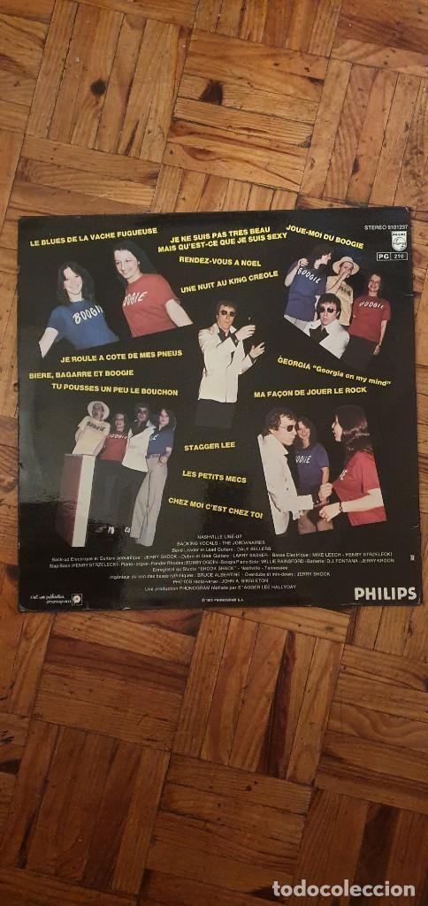 Discos de vinilo: Lucky Blondo Avec The Jordanaires ?– Je Roule À Côté De Mes Pneus Sello: Philips ?– 9101237 - Foto 2 - 208690350