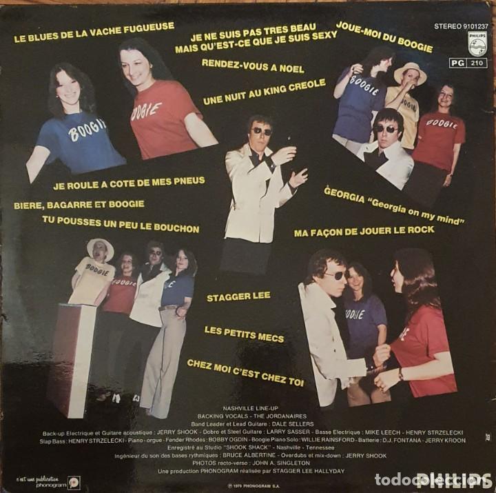 Discos de vinilo: Lucky Blondo Avec The Jordanaires ?– Je Roule À Côté De Mes Pneus Sello: Philips ?– 9101237 - Foto 3 - 208690350