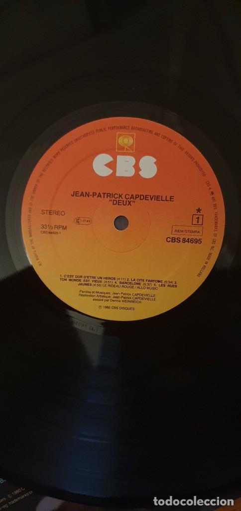 Discos de vinilo: Jean-Patrick Capdevielle ?– 2 Sello: CBS ?– CBS 84695 Formato: Vinyl, LP, Album País: France - Foto 3 - 208690528