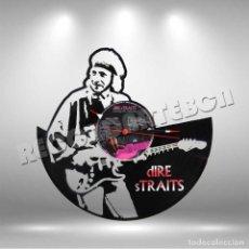 Discos de vinilo: RELOJ DE DISCO LP DE DIRE STRAITS. Lote 208691231