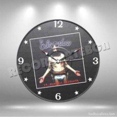 Discos de vinilo: RELOJ DE DISCO LP DE EXTREMODURO. Lote 225136028