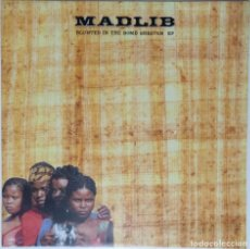 "Discos de vinilo: MADLIB - BLUNTED IN THE BOMB SHELTER [ US HIP HOP / RAP EDICIÓN EXCLUSIVA ] [EP 12"" 45RPM] [[2002]]. Lote 208692055"