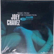 "Discos de vinilo: JOEY CHAVEZ - MUSIC FROM THE CONNECTION [US HIP HOP / RAP EDICIÓN EXCLUSIVA] [EP 12"" 45RPM] [[2001]]. Lote 208692338"