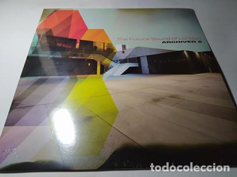 LP - THE FUTURE SOUND OF LONDON – ARCHIVED 8 - LP TOT 69 - ¡¡ NUEVO!! (Música - Discos - LP Vinilo - Electrónica, Avantgarde y Experimental)