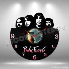 Discos de vinilo: RELOJ DE DISCO LP DE PINK FLOYD 2. Lote 253562920