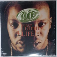"Discos de vinilo: M.O.P. -FIRST FAMIY FOR LIFE [ US HIP HOP / RAP EDICIÓN EXCLUSIVA ]] [2LP 12"" 33RPM] MOP [[1998]]. Lote 208694326"