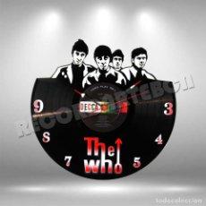 Discos de vinilo: RELOJ DE DISCO LP DE THE WHO. Lote 208695495