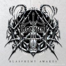 Discos de vinilo: THORIUM - BLASPHEMY AWAKENS (LP, ALBUM). Lote 208709923