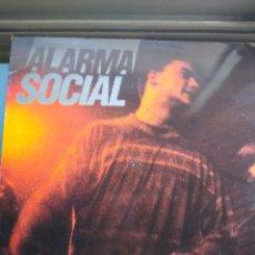 Discos de vinilo: ALARMA SOCIAL MAXI 45RPM. Lote 208734807