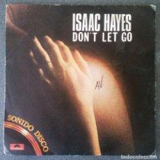Discos de vinilo: VINILO EP ISAAC HAYES. Lote 208755470