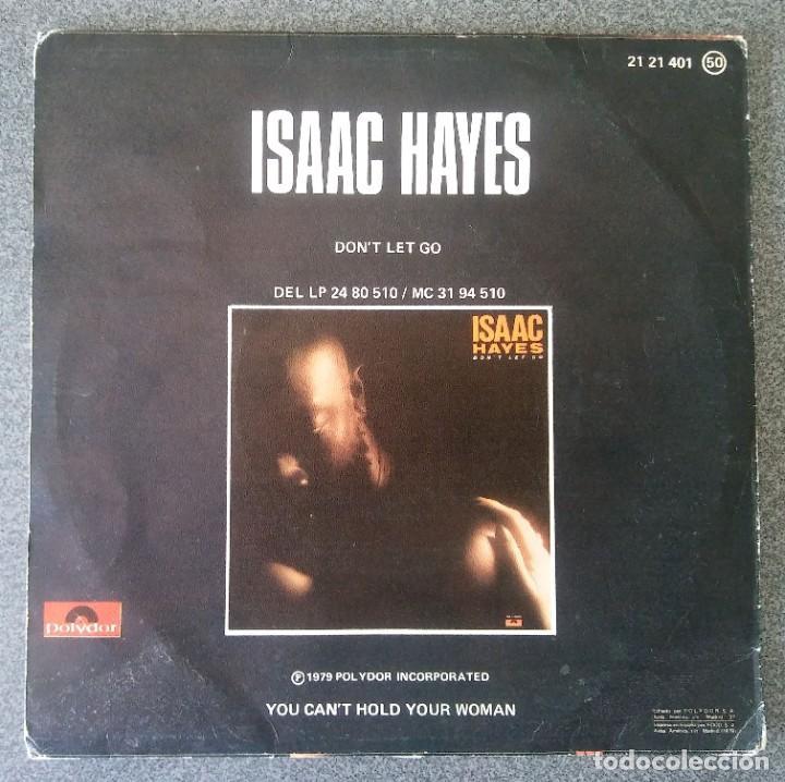 Discos de vinilo: Vinilo Ep Isaac Hayes - Foto 3 - 208755470