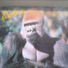 Discos de vinilo: LO ALBAÑILES.LP. Lote 208828673