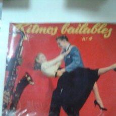 Discos de vinilo: RITMOS BAILABLES Nº 4 (VARIOS). Lote 208834491