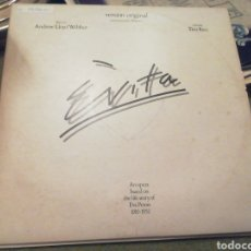 Discos de vinilo: EVITA. VINILO.. Lote 208838272