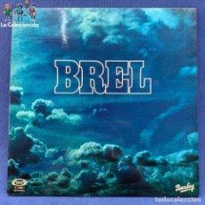 Discos de vinilo: LP - BREL - BARCLAY - DOBLE PORTADA - ESPAÑA - AÑO 1977. Lote 208849905