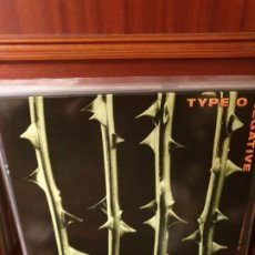 Discos de vinil: TYPE O NEGATIVE / OCTOBER RUST / DOBLE ALBUM / NOT ON LABEL. Lote 249461285