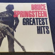 Discos de vinilo: BRUCE SPRINGSTEEN - GREATEST HITS - EDICIÓN ORIGINAL DE 1995 DE ESPAÑA - DOBLE LP. Lote 208858030