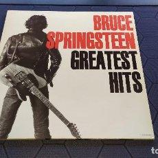 Discos de vinilo: BRUCE SPRINGSTEEN - GREATEST HITS - EDICIÓN ORIGINAL DE 1995 DE EUROPA - DOBLE LP. Lote 208858320