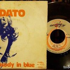 Discos de vinilo: EUMIR - DEODATO - RHAPSODY IN BLUE. Lote 208865930