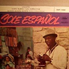 Discos de vinilo: NAT KING COLE - EN ESPAÑOL .. Lote 208866635