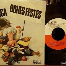 Discos de vinilo: LA TRINCA BONES FESTES. Lote 208868670