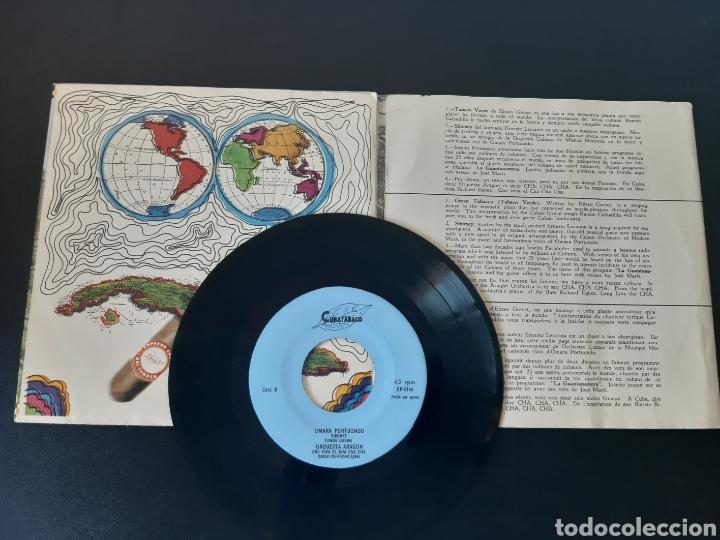 Discos de vinilo: CUBATABACO. OMARA PORTUONDO., ORQUESTA ARAGON, RAMON CALZADILLA, JOSEITO FERNANDEZ. - Foto 2 - 208876041