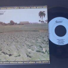 Discos de vinilo: CUBATABACO. OMARA PORTUONDO., ORQUESTA ARAGON, RAMON CALZADILLA, JOSEITO FERNANDEZ.. Lote 208876041