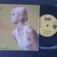 Discos de vinilo: TOP 6 HITS MUNDIALES. ANOTHER DAY. P. MCCARTNEY, WHAT IS LIFE. G. HARRISON. SHE'S A LADY. P. ANKA... Lote 208877465