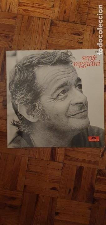 SERGE REGGIANI ?– SERGE REGGIANI SELLO: POLYDOR ?– 2473 018 FORMATO: VINYL, LP, ALBUM, STEREO, GATEF (Música - Discos - LP Vinilo - Canción Francesa e Italiana)