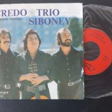 Discos de vinilo: CREDO. TRIO SIBONEY. OLYMPO. 1977? ESPAÑA.. Lote 208878885