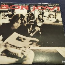 Discos de vinilo: BON JOVI - CROSS ROAD - THE BEST OF BON JOVI - EDICIÓN DE 1994 DE UK - DOBLE LP. Lote 208883095